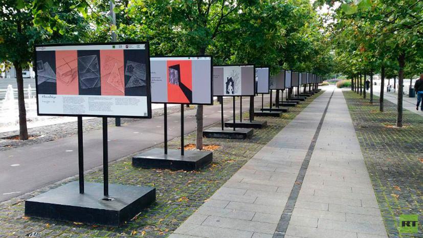 В «Музеоне» открылась интерактивная выставка «Бесконечное письмо», завершающая digital-проект RT к 75-летию Победы