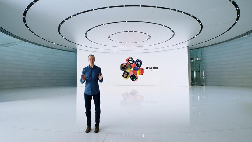 Apple представила новые смарт-часы и iPad