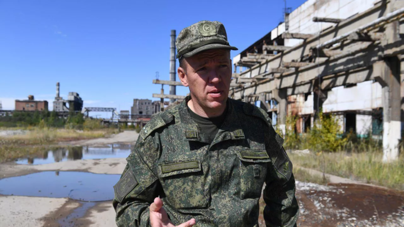 В ВС России рассказали, как будет демонтирован ртутный цех в Усолье-Сибирском