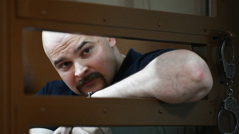 «В камере обнаружены предсмертные записки»: Тесак найден мёртвым в СИЗО