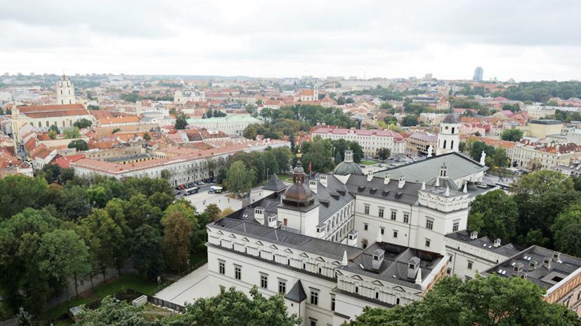 Минпромторг предложил закрыть торгпредства на Украине и в Литве