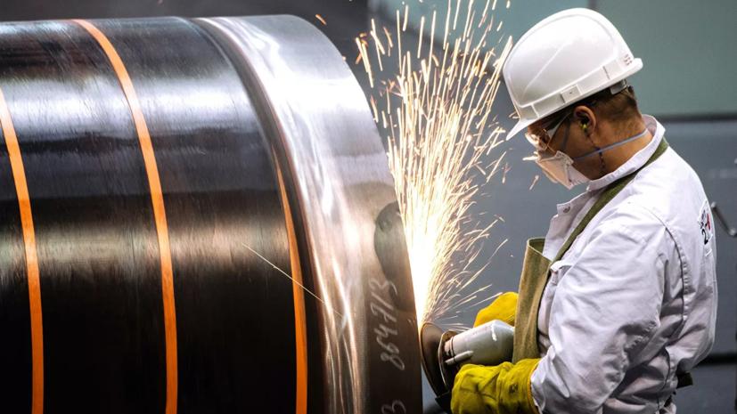 В Свердловской области рассказали об объёмах промышленного производства в августе