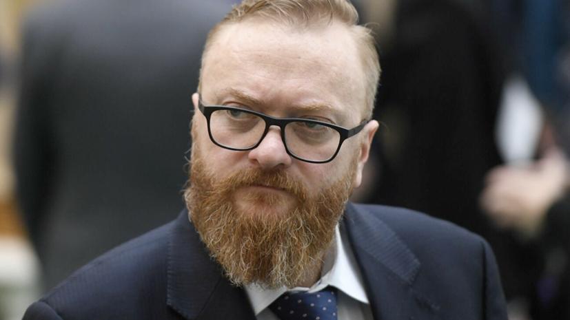 Милонов прокомментировал идею ограничения продажи алкоголя в новогодние праздники