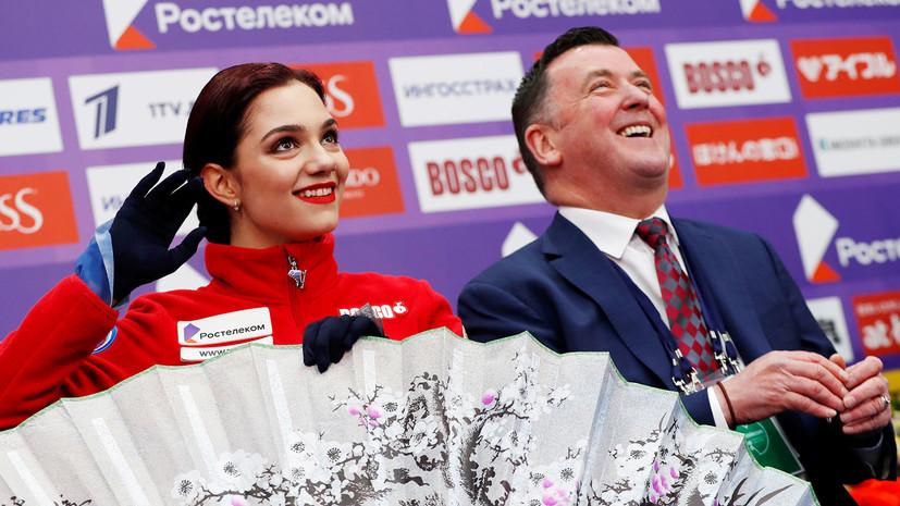 «Наш союз с Тутберидзе мог бы получиться захватывающим»: Орсер о решении Медведевой, её больной спине и постановке Бурн