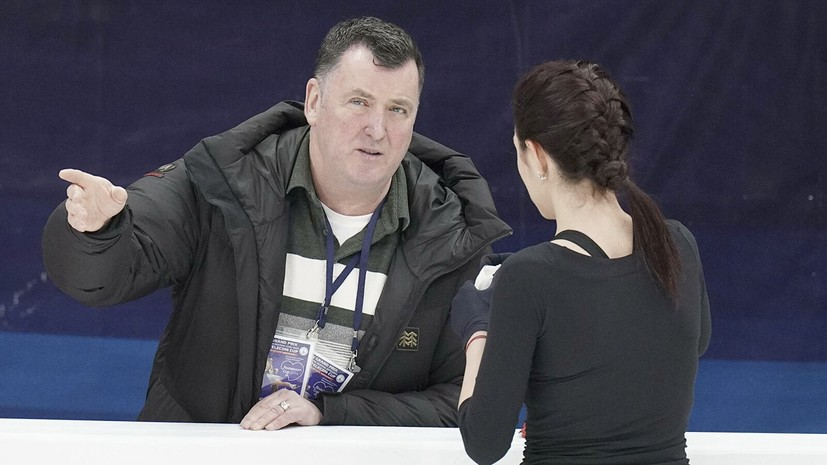 Орсер объяснил природу хронической травмы Медведевой со спиной