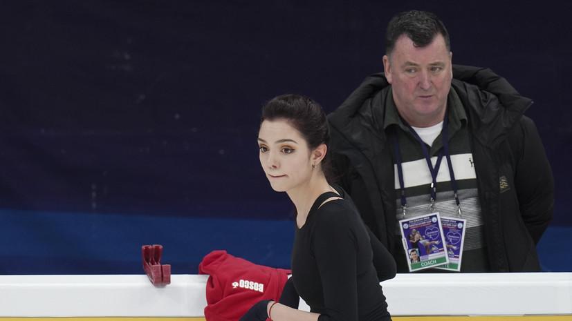 Орсер считает, что Медведева сильно изменилась как фигуристка благодаря работе с Бурн