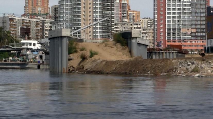 В МЧС предупредили о приближении уровня реки Амур к «опасному значению»