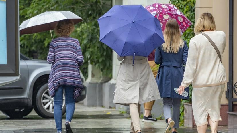 На Урале ожидаются дожди и заморозки