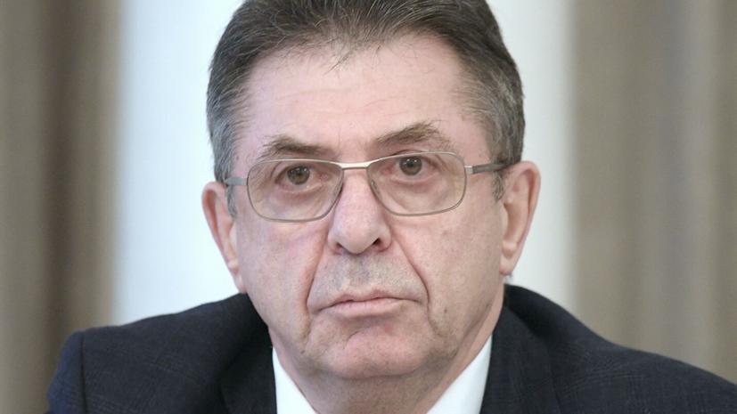 В приёмной экс-главы СБР Кравцова опровергли информацию о его задержании