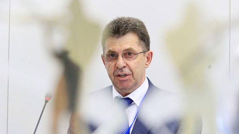 Подозрения в растрате: что известно об уголовном деле в отношении экс-президента СБР Кравцова