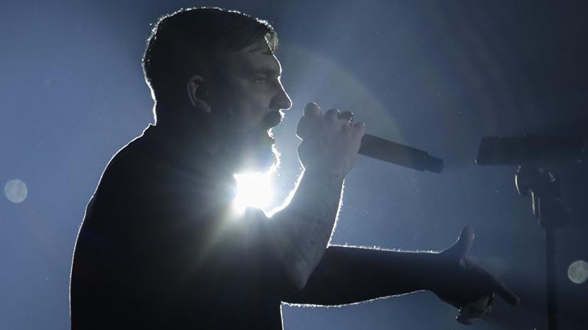 Украина отменила запрет на въезд в страну рэперу Басте