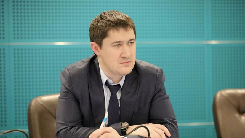 У избранного губернатора Пермского края подтверждён коронавирус