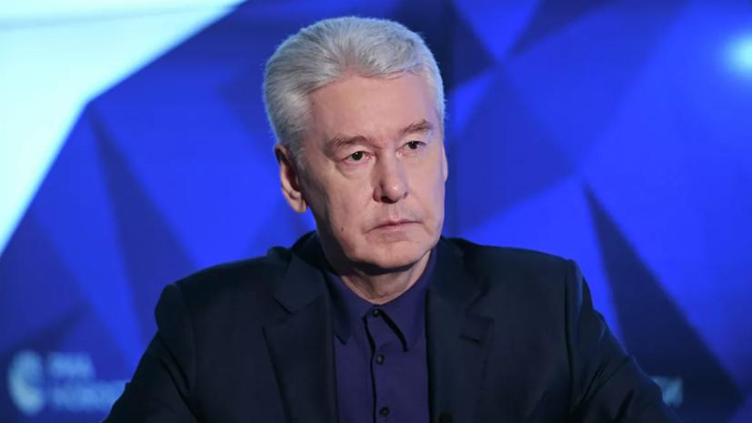 Собянин рекомендовал предприятиям продлить дистанционный режим работы