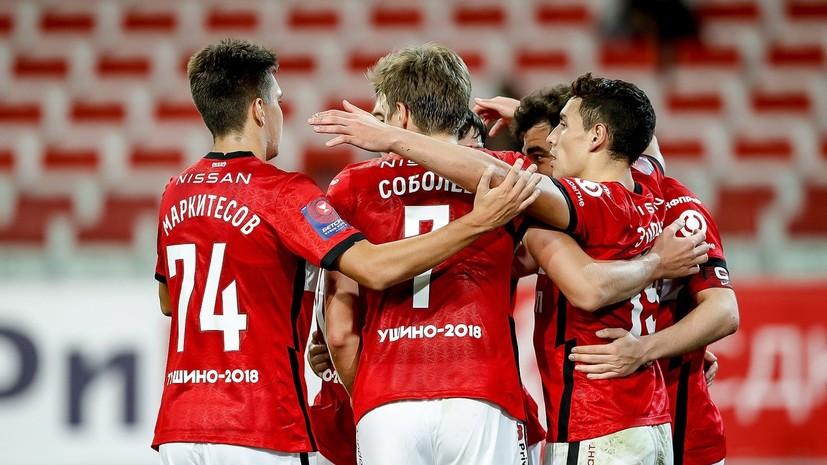 Боярский сомневается, что «Спартак» составит конкуренцию «Зениту» в борьбе за чемпионский титул