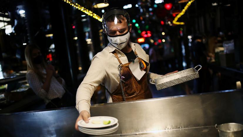 В Колумбии число выявленных случаев коронавируса превысило 743 тысячи