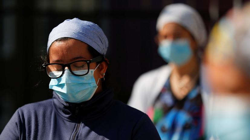 В Аргентине за сутки выявили 12 701 случай коронавируса
