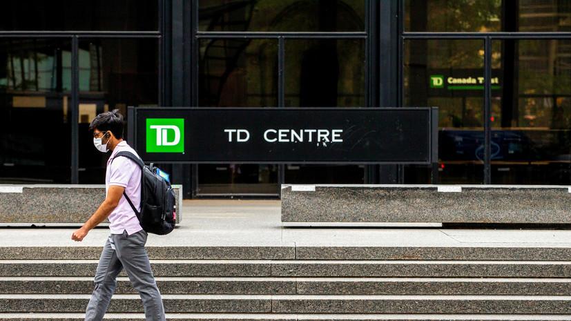 В Канаде число выявленных случаев коронавируса достигло 140 867