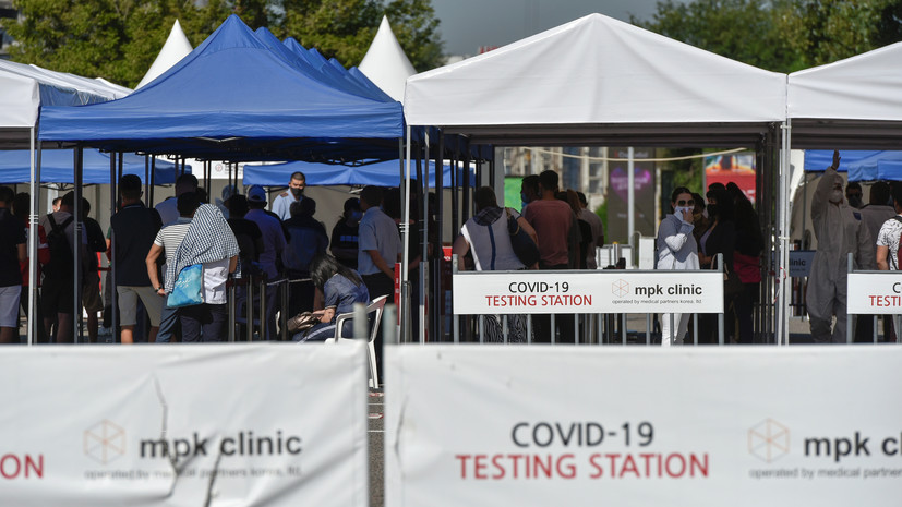 Число случаев коронавируса в Казахстане достигло 107 134