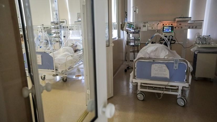 В России вылечились от коронавируса ещё 5339 пациентов