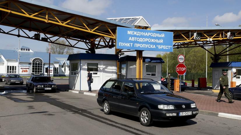 «Закрыть с запада»: Лукашенко объявил об усилении защиты границ с Литвой и Польшей