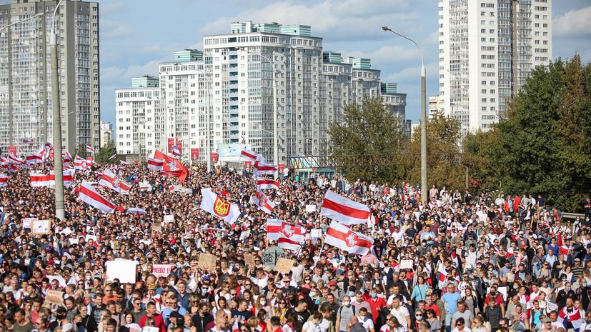 Постпред Белоруссии в Женеве рассказал о протестах в республике