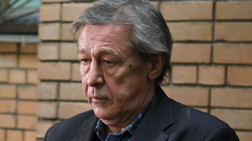 Новый адвокат Ефремова попросил назначить актёру условное наказание
