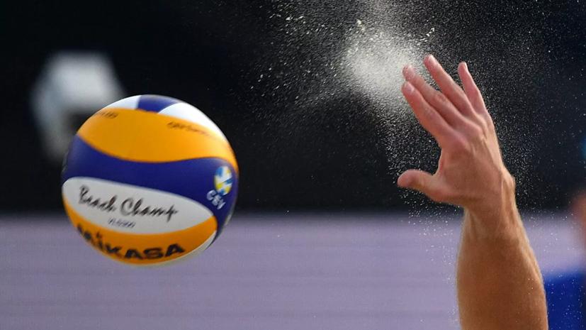 Три российские пары проиграли в первом раунде плей-офф женского ЧЕ по пляжному волейболу