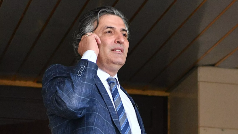 Адвокат Пашаев приехал на рассмотрение своего дисциплинарного дела