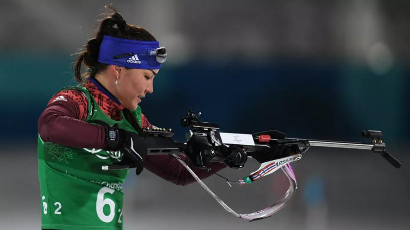 Биатлонистка Акимова возобновит карьеру на летнем чемпионате России