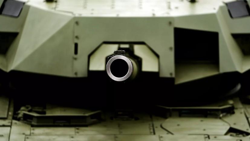 В ходе российско-белорусских учений десантники отработали манёвр «Танковая карусель»