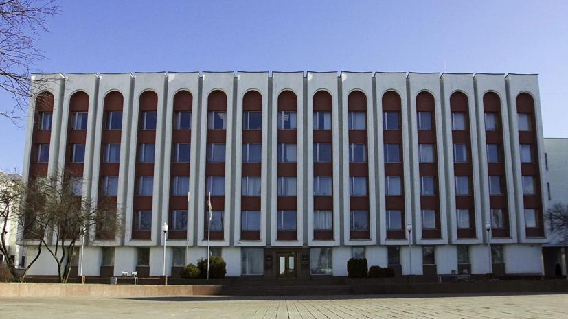 В МИД Белоруссии заявили о готовности списка ответных санкций