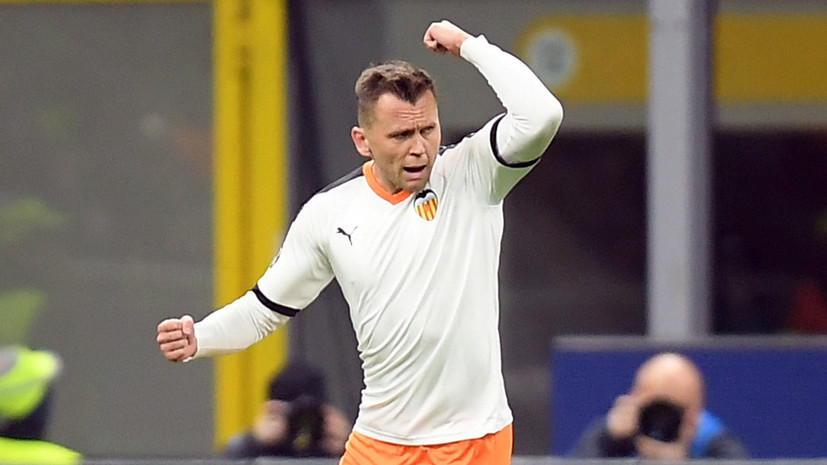 Черышев не сыграет за «Валенсию» в матче Примеры с «Сельтой»