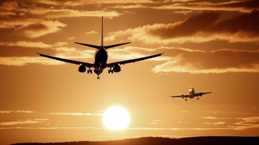 Россия возобновит авиасообщение с Белоруссией с 21 сентября