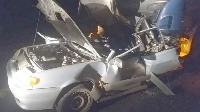 Пять человек погибли в аварии с грузовиком в Оренбургской области