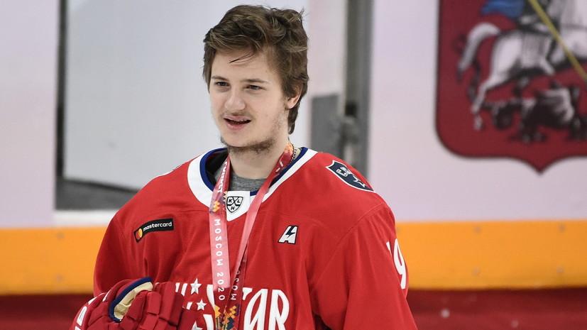 Хоккеист СКА Ткачёв рассказал о заболевании COVID-19