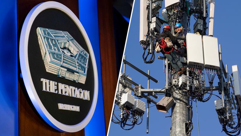 «Пока нет таких инноваций»: что может стоять за планами Пентагона использовать 5G в военных целях
