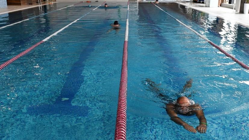 В Петербурге закрыли фитнес-клуб после отравления детей парами хлора