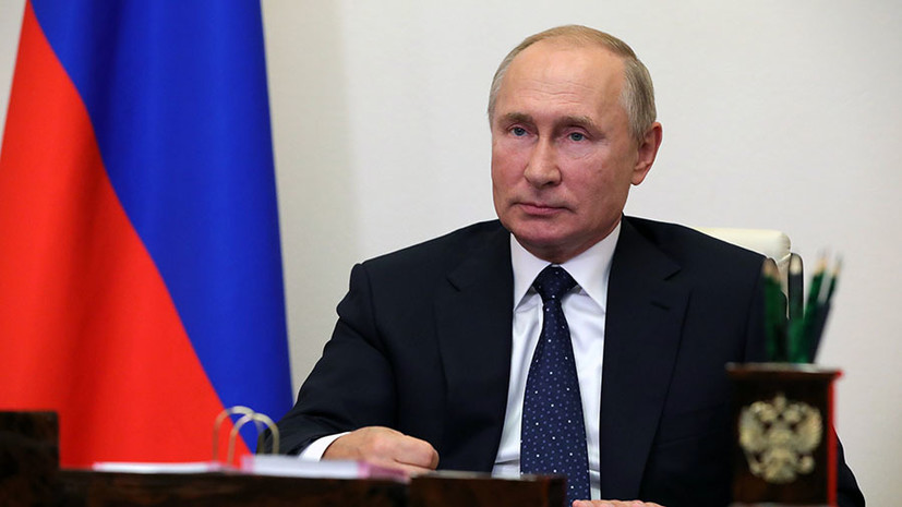 Путин: Россия обладает самыми современными видами оружия