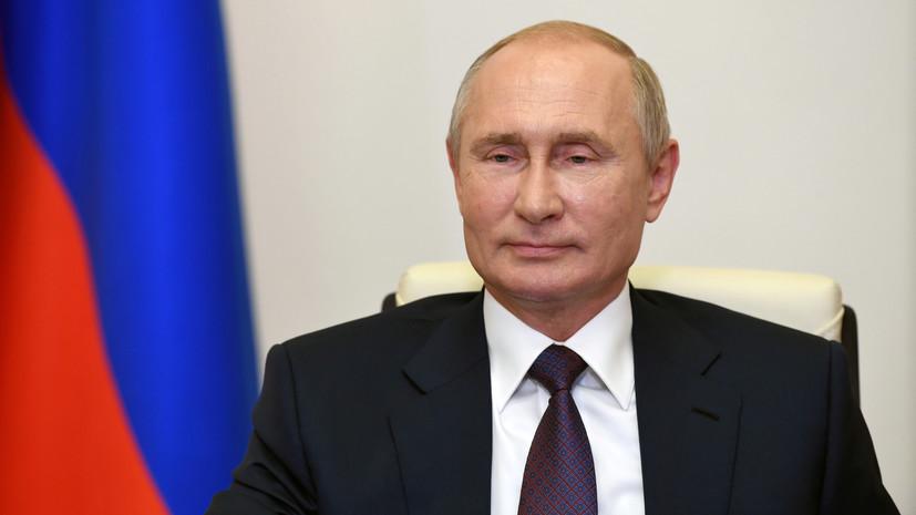 Путин рассказал, почему Россия разработала гиперзвуковое оружие