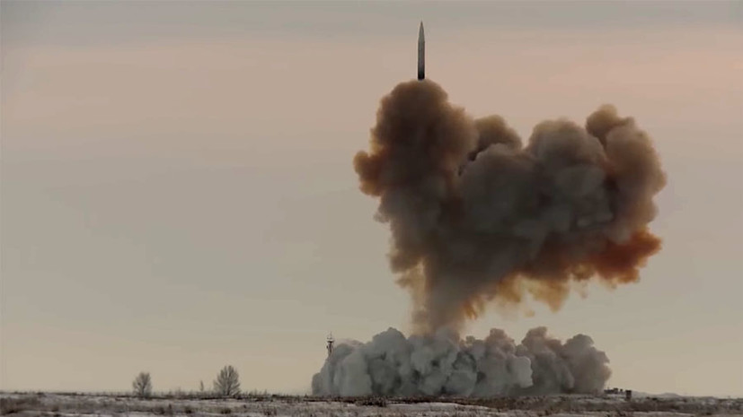 «Сохранение баланса сил»: какую роль гиперзвуковое оружие играет в обеспечении безопасности РФ