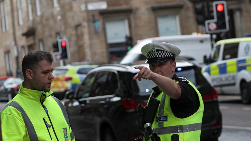 Четыре человека ранены в результате нападения в британском Плимуте