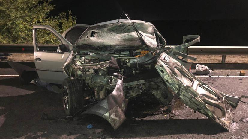 Число погибших в аварии в Воронежской области возросло до пяти