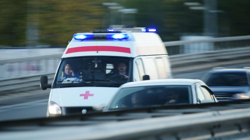 В ДТП в Барнауле погибли четыре человека
