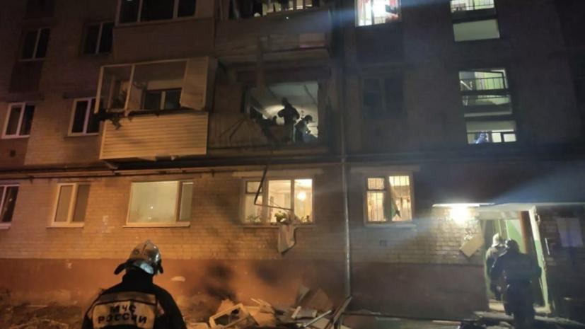 Прокуроры проводят проверку по факту взрыва газа в жилом доме в Тюмени