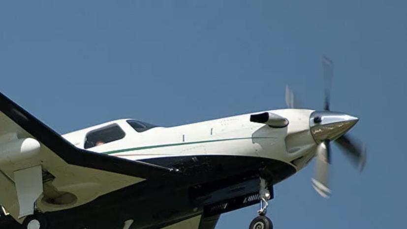Жертвами крушения небольшого самолёта в США стали четыре человека