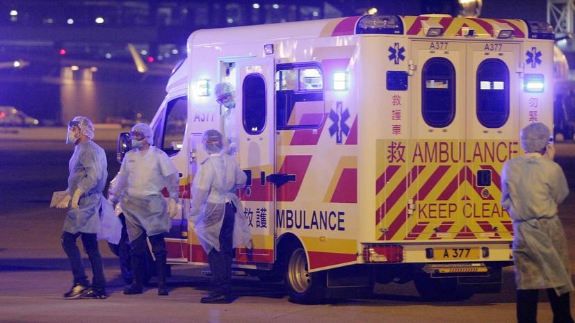 В Китае пять человек получили ранения после нападения с ножом