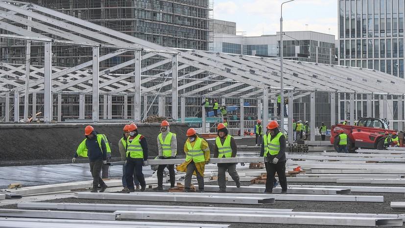 Кабмин направит почти 4 млрд рублей на стройку медцентра в Петербурге
