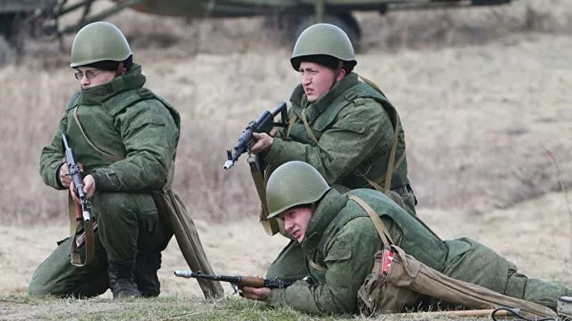 Северный флот провёл учения по высадке десанта на побережье Чукотки