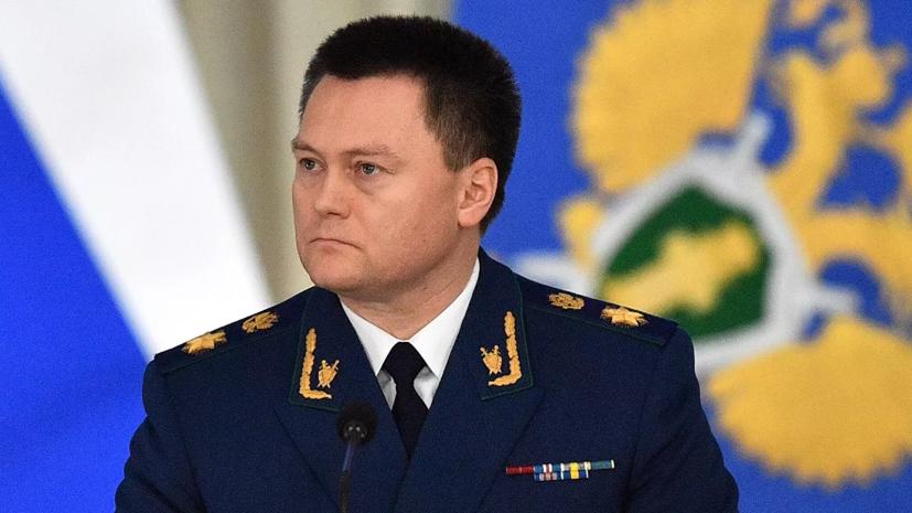 Краснов рассказал о практике проведения личных приёмов