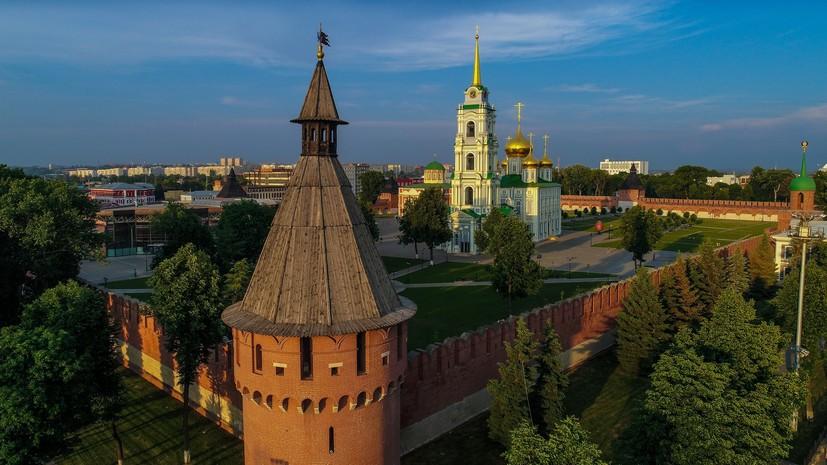 «Крепость для защиты России»: какую роль сыграл Тульский кремль в обороне Московского государства